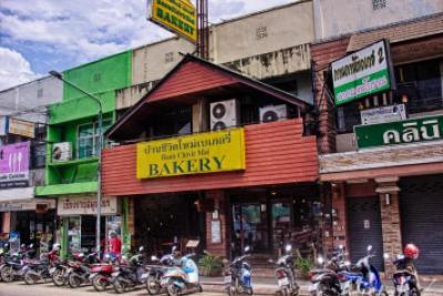 Baan Chivit Mai Bakery, Chiang Rai