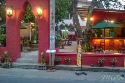 Indian Restaurant on Yet Yod Chiang Rai