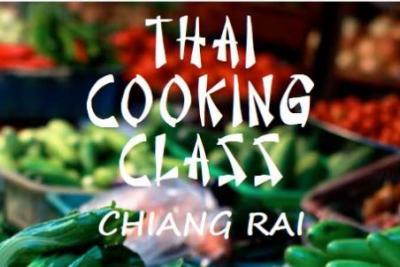 Thai Cooking class in Chiang Rai