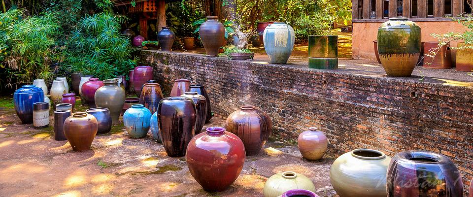 Doy Din Dang Pottery