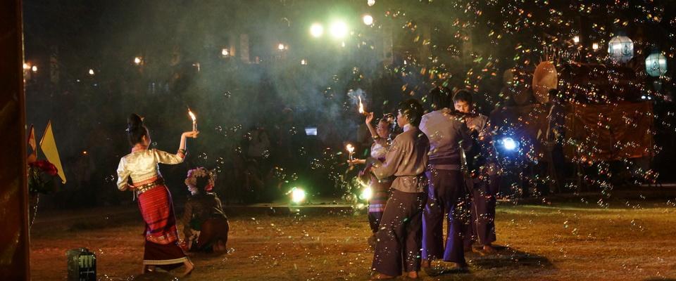 Festival in Chiang Rai